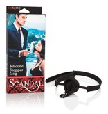 Cal Exotics Scandal Silicone Stopper Gag