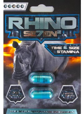 Rhino Pills Rhino 7 (2 Pack)