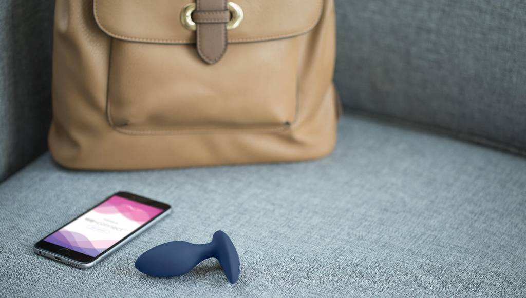 WeVibe We-Vibe Ditto (Midnight Blue)