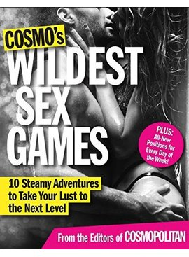 Cosmo Books Cosmo's Wildest Sex Games