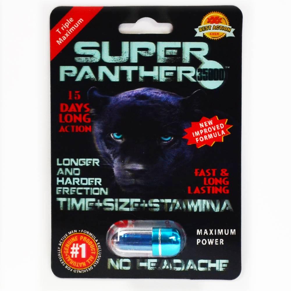 Super Panther Pills Super Panther 3500