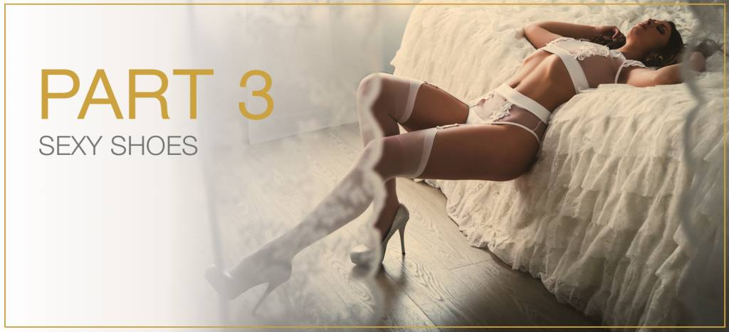Your 6 Sexy Tips  -  3. Release Your Inner Vixen