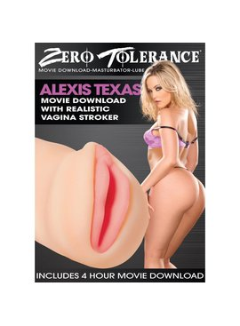 Zero Tolerance Alexis Texas Stroker