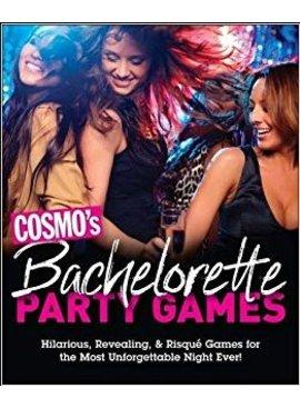 Cosmo Books Cosmo's Bachelorette Party Games