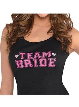 Bachelorette Tank Top Team Bride - L/XL
