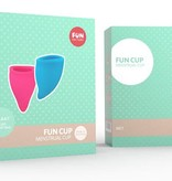 Fun Factory FUN CUP Explorer Menstrual Cups - 2 Pack