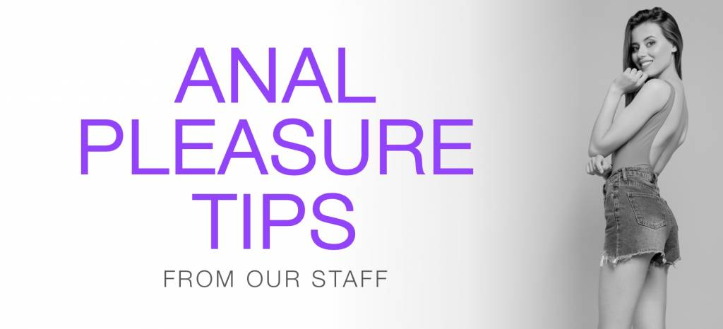 Anal Pleasure Tips