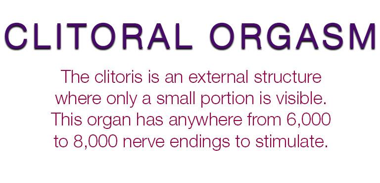 Clitoral orgasms