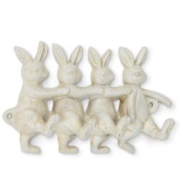 Everyday Four-Bunnies Hook