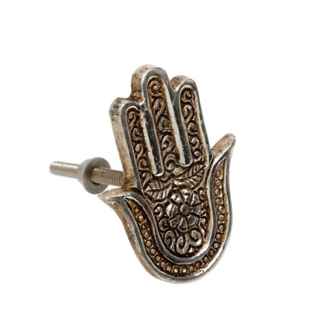 Everyday Hamsa Hand Knob