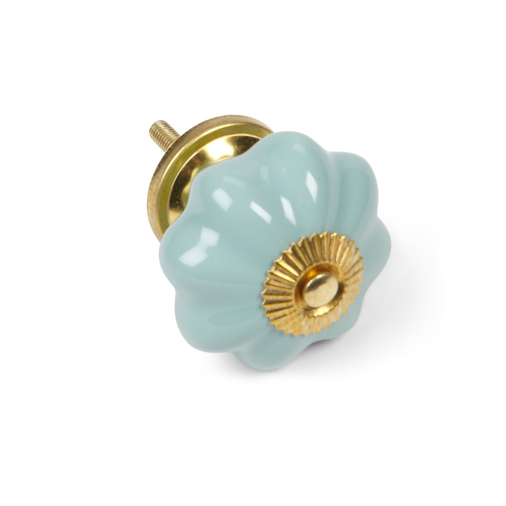 Everyday Light Blue Knob