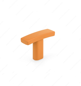 Everyday Modern Orange Knob