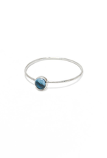 Everyday Demi Blue Topaz Ring