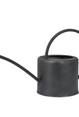 Everyday Black Steel Watering Can