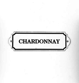 Everyday Chardonnay Sign