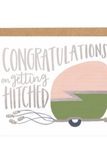 Everyday Congratulations on Getting Hitched Card