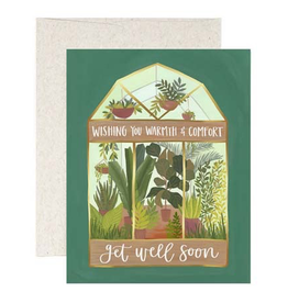 Everyday Get Well Soon Plant Card