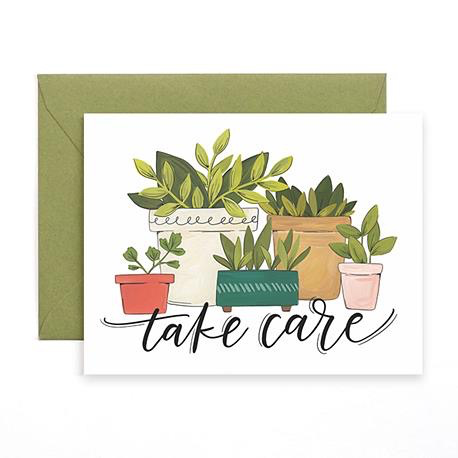 Everyday Take Care Card