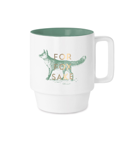 Everyday For Fox Sake Mug