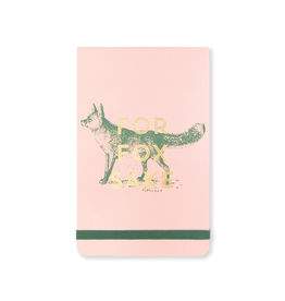 Everyday For Fox Sake Notepad