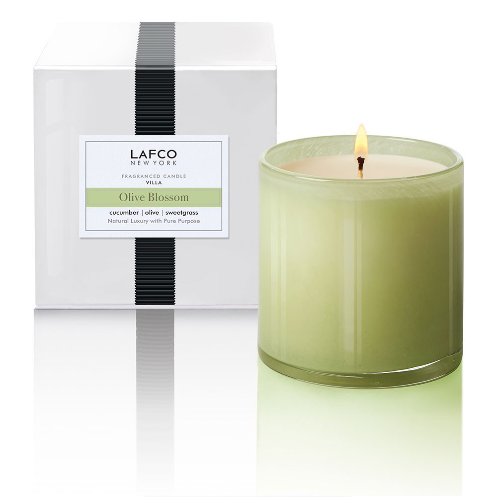 Everyday Olive Blossom 'Villa' Candle