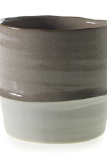 Everyday Valley Two-Toned Large Pot