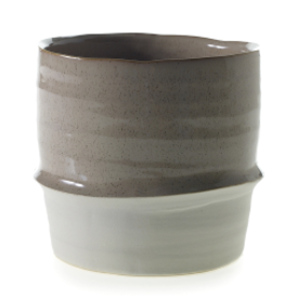 Everyday Valley Two-Toned Medium Pot