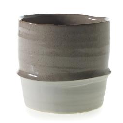 Everyday Valley Two-Toned Medium Pot