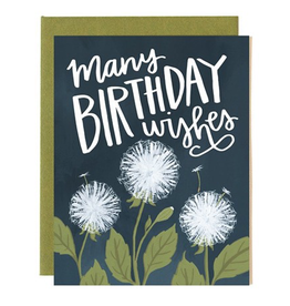 Everyday Many Birthday Wishes Card