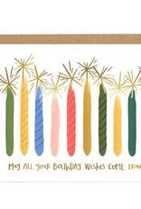 Everyday Birthday Wishes Card