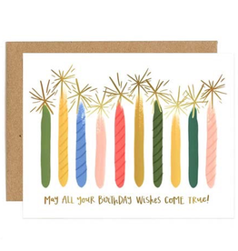 Everyday Birthday Wishes Card