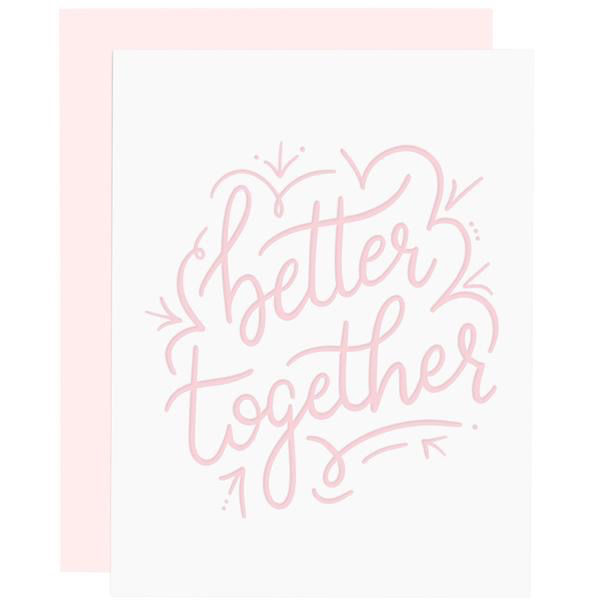 Everyday Better Together Card