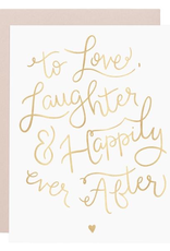 Everyday Happily Ever After Card