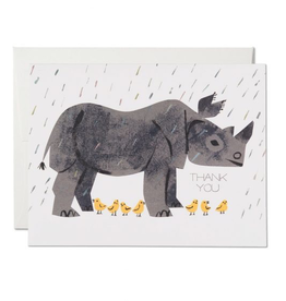 Everyday Thank You, Rhino Card