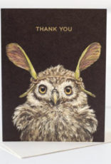 Everyday Thank You Owlet Card