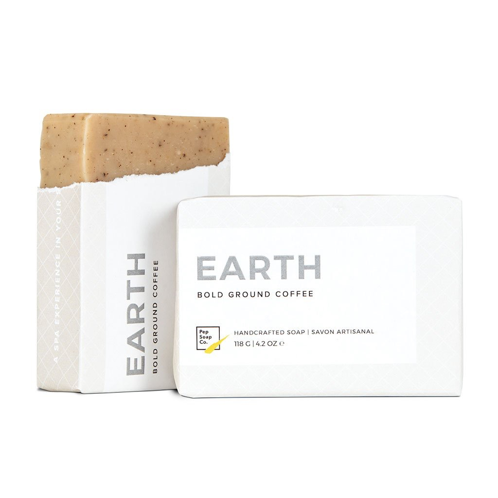 Everyday 'Earth' Soap - Bold Ground Coffee