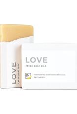 Everyday 'Love' Soap - Fresh Goat Milk