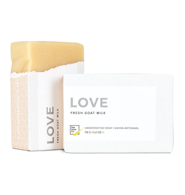 Everyday 'Love' Soap - Fresh Goat Milk