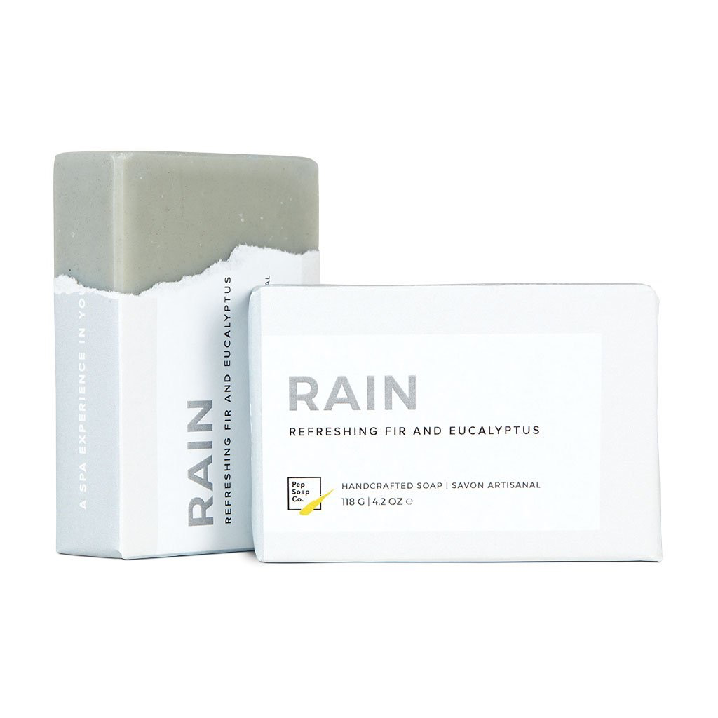 Everyday 'Rain' Soap - Refreshing Fir & Eucalyptus