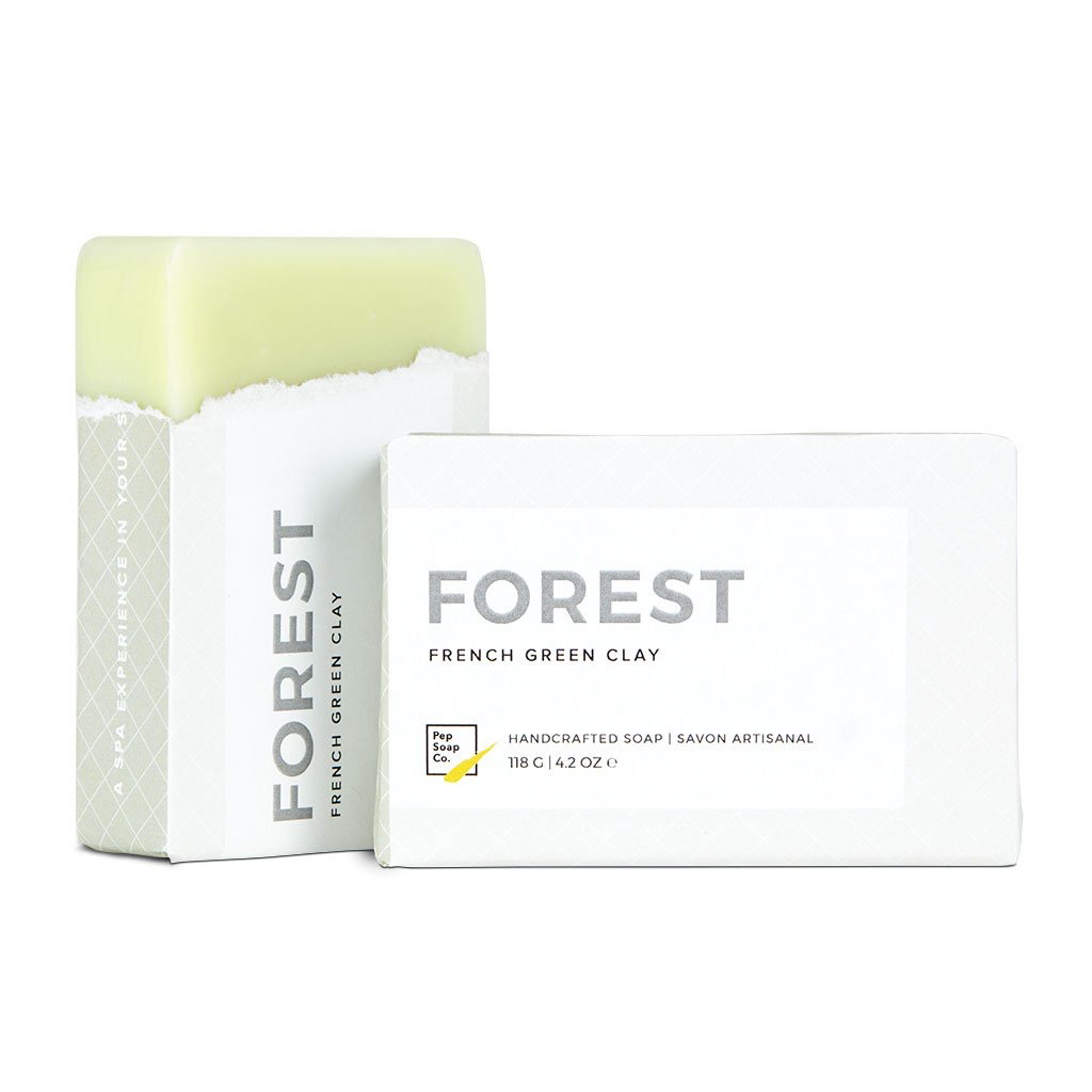Everyday 'Forest' Soap - French Green Clay