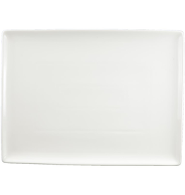 Everyday Flush Rectangle Plate - Large