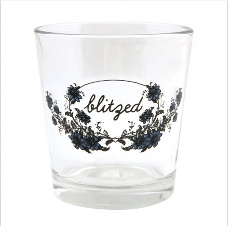 Everyday 'Blizted' Glass