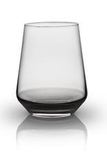 Everyday Black Transparent Crystal Tumbler