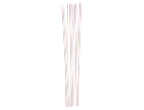 Everyday Iridescent Paper Straw Pack