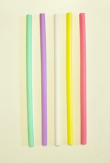 Everyday Single Silicone Smoothie Straw