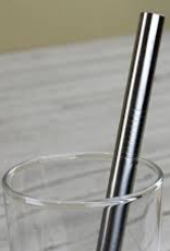 Everyday Wide Stainless Steel Straw