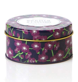 Everyday Small Wild Plum & Cannabis Candle