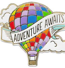 Everyday Adventure Awaits Enamel Pin