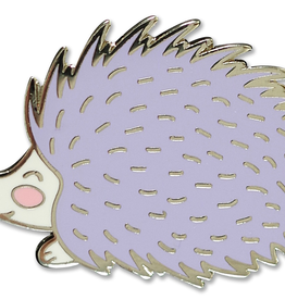 Everyday Hedgehog Enamel Pin