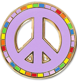 Everyday Peace Enamel Pin
